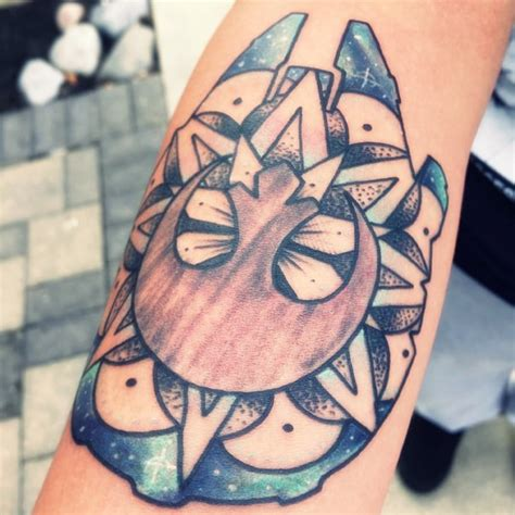20 tiny star wars tattoo 250 most memorable wars