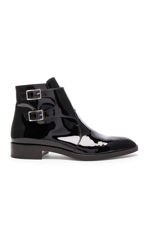 2 stores in stock gianvito flat patent leather