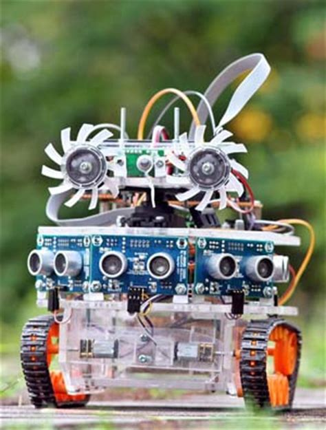 membuat robot pemadam membuat robot cerdas pemadam api mekatronika