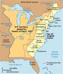 Outline The Non Territorial Terms Of The Treaty Of Versailles by Treaty Of The American Revolution