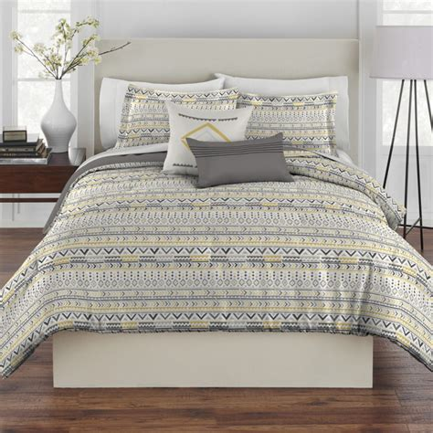 Tribal Comforter by Rhapsody Geo Tribal By Westpoint Home Bedding Collection