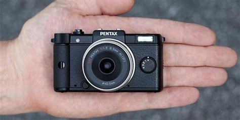 Kamera Pentax Q pentax q die kleinste kamera mit wechselobjektiv trendengel