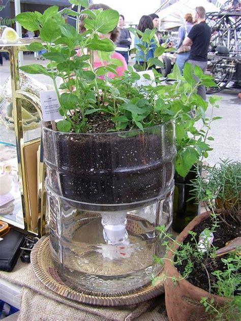 watering pot     glass bottle
