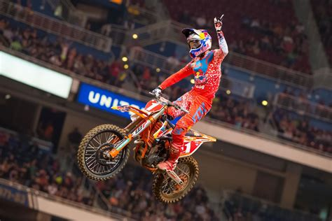 ama motocross ryan dungey ready for 2017 motocross mtb news bto sports