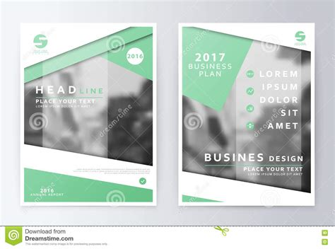 annual report brochure business plan flyer design