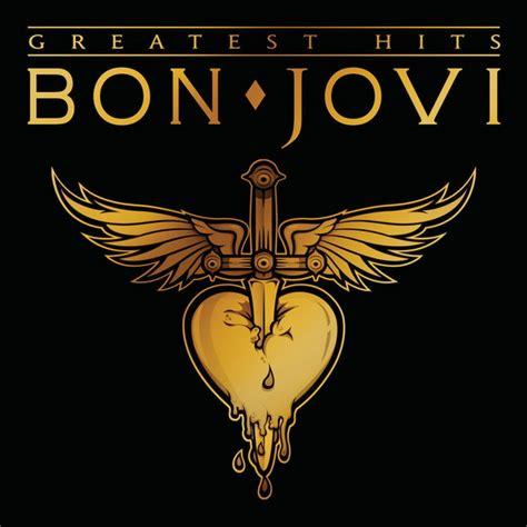bon jovi greatest hits cd bon jovi font and bon jovi logo