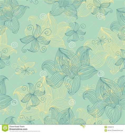 pattern nature abstract abstract nature pattern with flowers stock photos image