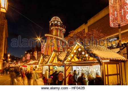 fairground attraction ride christmas market southbank
