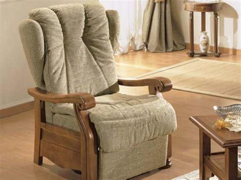 poltrone relax in legno poltrona megaride