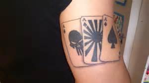 aces tattoo by way2wierd on deviantart