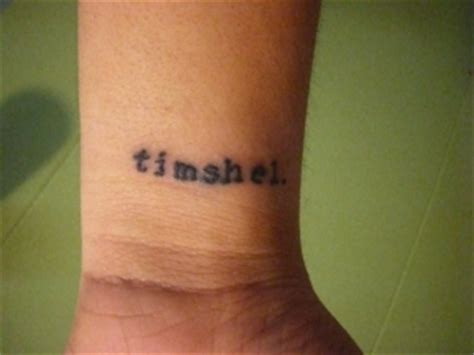 timshel tattoo timshel east of quotes quotesgram
