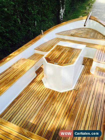 motorboat for sale uk converted lifeboat launch motorboat boat for sale in
