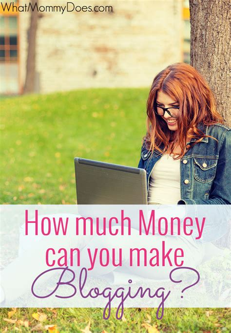 How Much Money Can You Really Make Taking Surveys Online - how much money can you make blogging what mommy does
