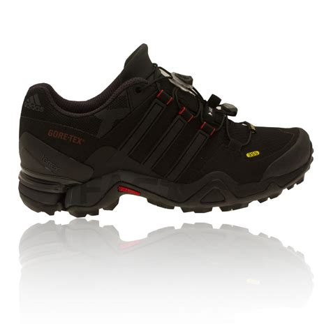 Adidas Sport Terrex Hitam Merah Sneaker Sporty adidas terrex fast r womens black gtx waterproof walking sports shoes trainers ebay