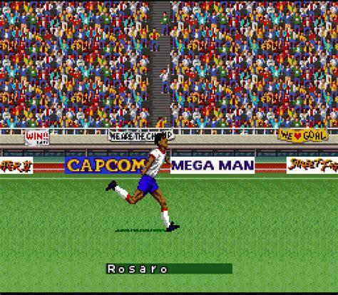 soccer shootout capcom s soccer shootout bomb
