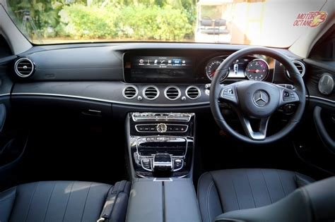 Mercedes E Class Interior by 2017 Mercedes E Class Price Features Images