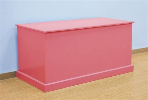 pink toy box bench large wooden toy box childrens storage bench kids chest