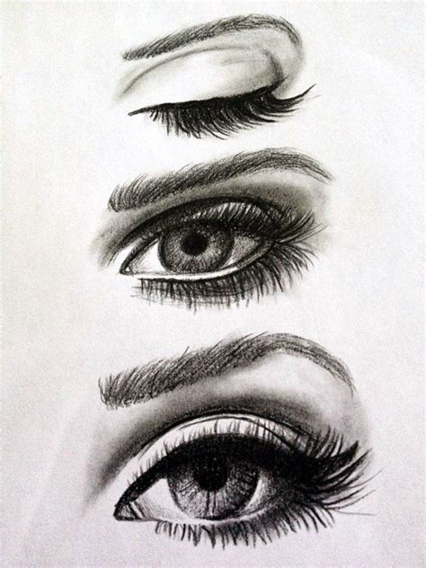 A Drawing Of An Eye by How To Draw An Eye 40 Amazing Tutorials And Exles