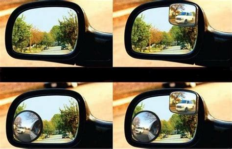 Best Position For Blind Spot Mirror how to avoid blind spots car news top speed