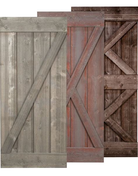 Rustic Barn Doors 25 Best Ideas About Rustic Barn Doors On