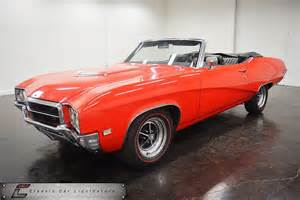 Buick Gs 400 For Sale 1969 Buick Gs 400 Convertible For Sale Classic Car