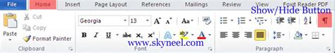 word hide layout characters how to show or hide non printing characters in ms word