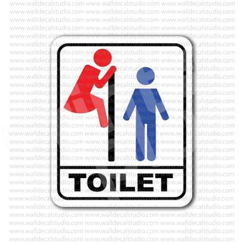 funny bathroom stickers 1000 images about toaleta on pinterest toilets toilet