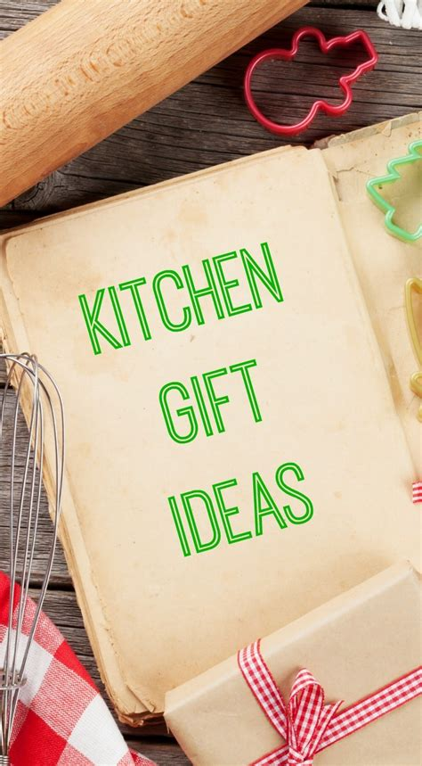 kitchen gift ideas everyone will love for the holidays