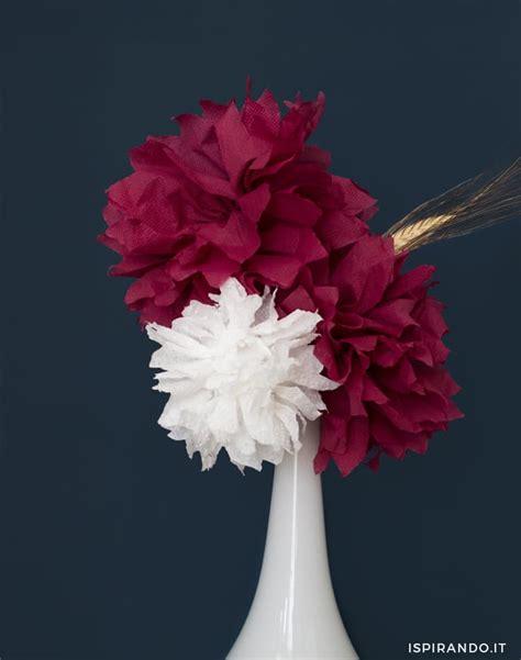 fiore con tovagliolo di carta tovaglioli a forma di fiore