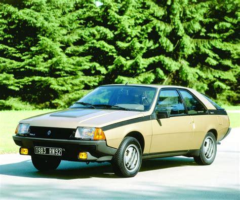 Renault Fuego by 1985 Renault Fuego Photos Informations Articles