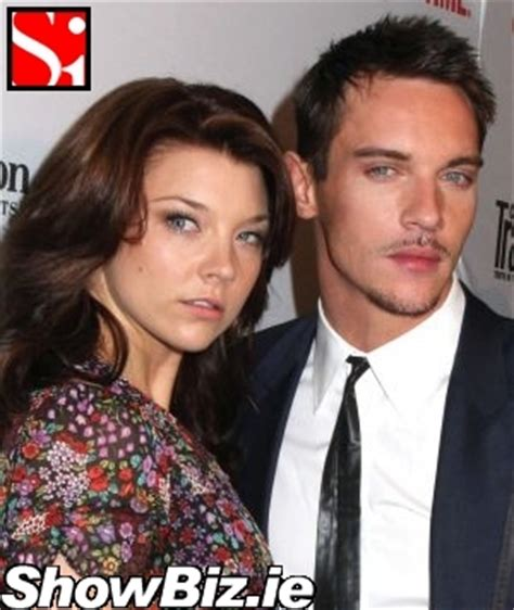 natalie dormer and jonathan rhys meyers who is this