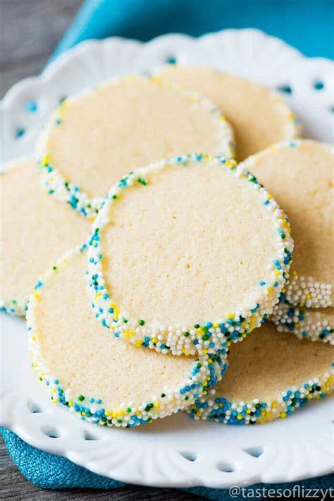 refrigerated sugar cookies easy slice n bake sugar