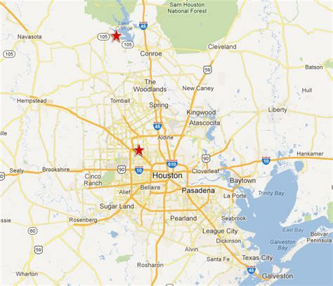 houston easement map greater houston map