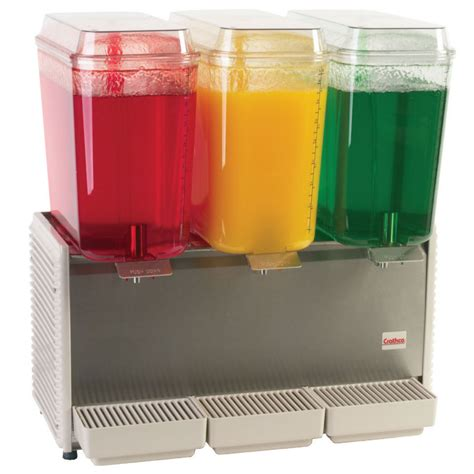 Juice Dispenser Crathco crathco d35 4 25 5 quot premix cold beverage dispenser w 3