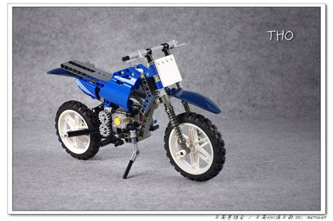 technic motocross bike how to draw dirt bike