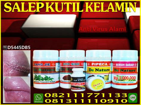 Obat Kutil Alami obat herbal kutil klinik de nature indonesia