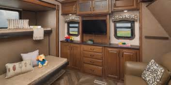 Travel Trailer With King Bed 2016 North Point Luxury Fifth Wheel Jayco Inc