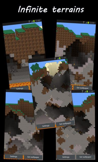minecraft  wallper  android android forums