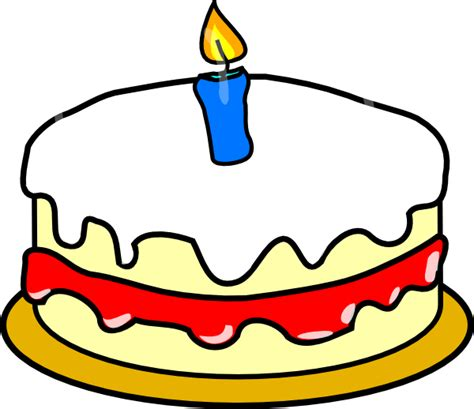cake clipart birthday cake clip at clker vector clip