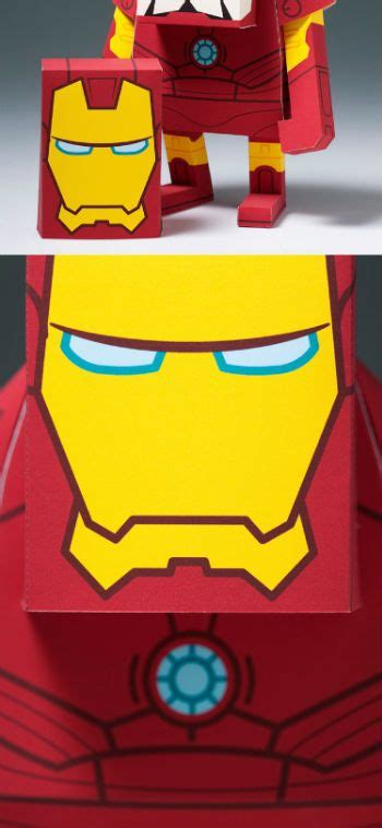 Marvel Papercraft - marvel papercraft brings heroes to