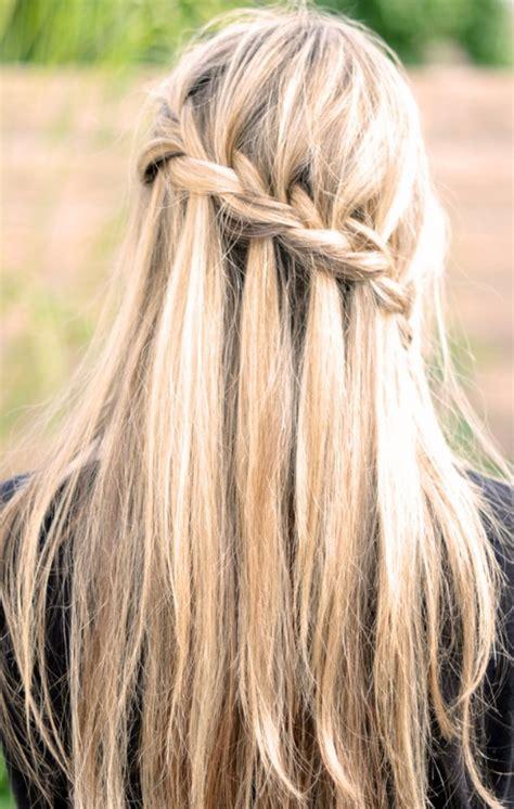 waterfall braid boys and waterfall braid popular braided hairstyles for