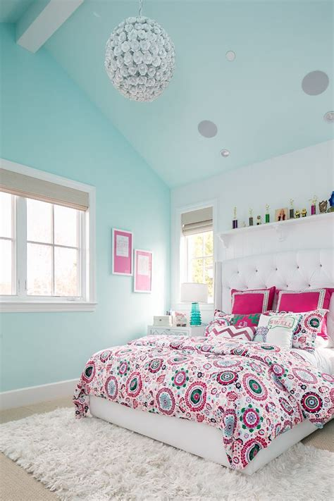 turquoise girls bedroom best 25 turquoise girls bedrooms ideas on pinterest
