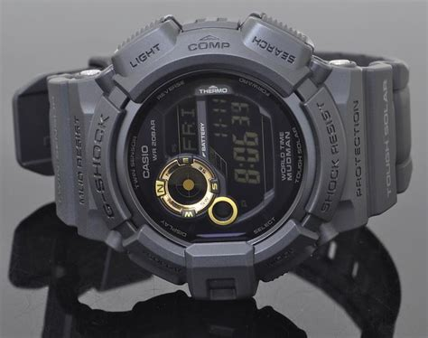 Jam Tangan Casio G Shock Malaysia casio touch solar g shock g 9300gb 1dr special edition sarawak end time 11 18 2014 3 15 00 pm myt