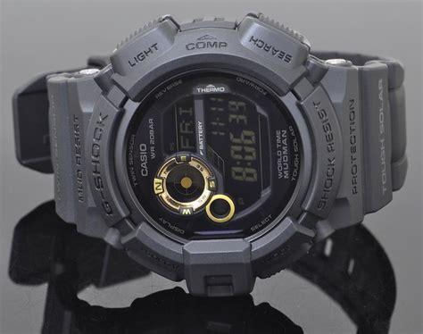 Top Jam Tangan Casio Gshock G9000 3 Mudman Hijau Army Look G Shock Tah casio touch solar g shock g 9300gb 1dr special edition sarawak end time 11 18 2014 3 15 00 pm myt