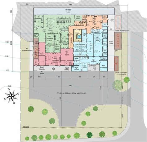 plan de cuisine centrale atelier 13 cuisine centrale martin
