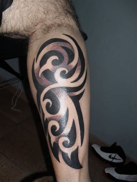 tribal tattoo designs for legs tribal leg tattoos design for younger boys