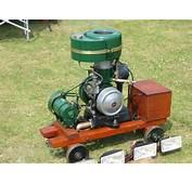 Vintage Mowers  Villiers Stationary Engines