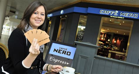 Caffe Nero Gift Card - our work caffe nero mbl solutions ltd