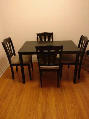 dining room set dining room table  chairs