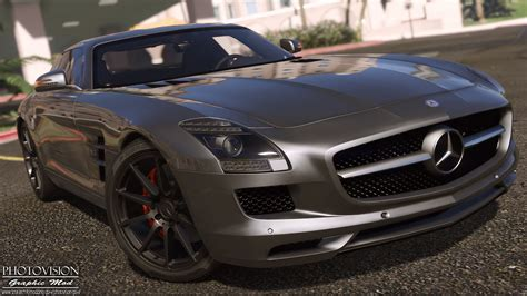 Mercedes Sls Amg by Mercedes Sls Amg Autovista Add On Replace
